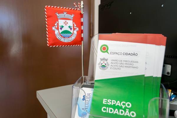 União de Freguesias Alvitos e Couto Barcelos Espaço Cidadão Alvitos e Couto